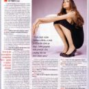 "Nina Moric - Photoshoot From Croatian Magazine ""Story"" 1. 10. 2008"
