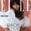 Helena Christensen - Elle Magazine Cover [Serbia] (June 2019)