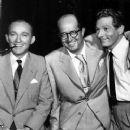 Danny Kaye,Bing Crosby,Phil Silvers,