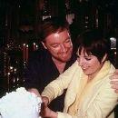 Liza Minnelli and Jack Haley, Jr