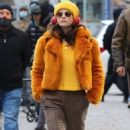 Selena Gomez – Filming 'Murders In The Building' in NYC