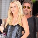 Britney Spears and Jason Trawick out in Miami (July 26) - 454 x 726