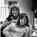 Leif Garrett and Kristy McNichol