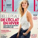 Constance Jablonski - Elle Magazine Cover [France] (28 January 2016)