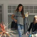 Sofia Vergara – Lleaving a friends house in Hollywood