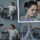 Angelina Jolie, Brad Pitt - Vanity Fair Magazine Pictorial [Italy] (11 November 2015)