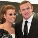 Wayne Rooney and Coleen McLoughlin - 454 x 303