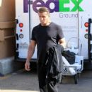 Sylvester Stallone leaving a salon in Beverly Hills, California on February 14, 2017 - 454 x 599