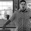 Jason Biggs gets the wrong idea about a fresh-baked pie in Universal's American Pie - 1999