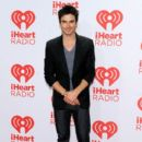 Actor Ian Somerhalder attends the iHeartRadio Music Festival at the MGM Grand Garden Arena on September 21, 2013 in Las Vegas, Nevada
