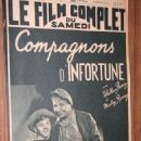 Wallace Beery, Mickey Rooney - Le Film Complet Magazine Cover [France] (22 July 1939)