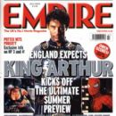 Clive Owen - Empire Magazine Cover [United Kingdom] (July 2004)