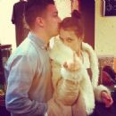 Matt Helders and Breana McDow