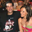 Michael Ballack and Simone Lambe
