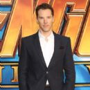 Benedict Cumberbatch - 'Avengers Infinity War' UK Fan Event - Red Carpet Arrivals - 447 x 600