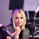 Ashley Benson – Visits Fun Radio France in Paris