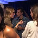 Harry Styles and Camille Rowe - 454 x 567