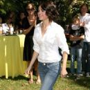 Selena Gomez - Amber Watch Youth Coalition Fun Fair - September 27 2008