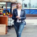 Out Shopping in Los Angeles
