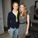 Tamzin Merchant and Freddie Fox