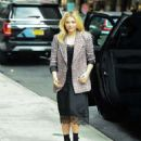 Chloe Moretz – Leaving a office building in New York City