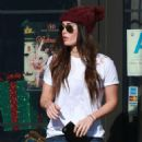 Megan Fox in Jeans out for a lunch in Malibu - 454 x 681