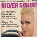 Joey Heatherton - Silver Screen Magazine Cover [United States] (August 1965)