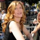 Rene Russo - The Double Walk Of Fame Ceremony For Shuler-Donner, 16.10.2008.