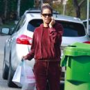 Halle Berry in Sweatsuit – Out in Los Angeles