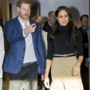 Meghan Markle and Prince Harry – Visiting Nottingham Academy in Nottingham - 454 x 805