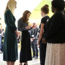 The Duchess Of Cambridge Visits The Family Nurse Partnership - 454 x 556