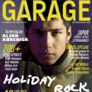 Aljur Abrenica - Garage Magazine [Philippines] (December 2009)