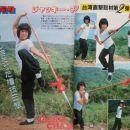 Jackie Chan - Screen Magazine Pictorial [Japan] (December 1981) - 454 x 388