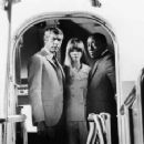 THE PRESIDENT'S ANALYST, James Coburn, Joan Delaney, Godfrey Cambridge, 1967