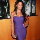 Claudia Jordan - 20 Annual NAACP Theatre Awards In LA - August 30, 2010 - 454 x 749