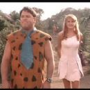 Mark Addy and Kristen Johnston