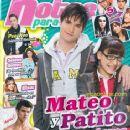 Eleazar Gómez, Danna Paola, Atrévete a soñar - Notas Para Ti Magazine Cover [Mexico] (October 2009)