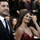 Javier Bardem and Penelope Cruz - The 83rd Annual Academy Awards - Arrivals, Hollywood, February 27, 2011