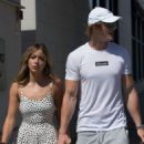 Chloe Bennet and boyfriend Logan Paul – Shopping in Beverly Hills - 454 x 614