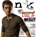 Paul Wesley - Ink Magazine Cover [Pakistan] (August 2013)