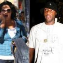 Lamar Odom and Liza Morales