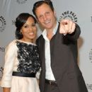 Tony Goldwyn and Kerry Washington