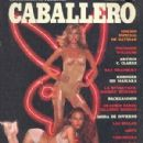 Ann Pennington, Deborah Borkman - Playboy Magazine Cover [Mexico] (December 1976)
