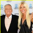 Hugh Hefner and Crystal Harris - 300 x 300
