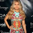 Fergie Celebrates Her Birthday at 1OAK Nightclub in Las Vegas