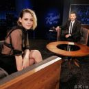 Kristen Stewart – Looks sweet on 'Jimmy Kimmel Live' in Hollywood