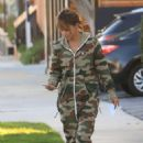 Halle Berry in Jumpsuit – Out in Los Angeles - 454 x 681