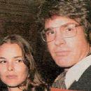 Michelle Phillips and Warren Beatty
