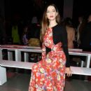 Angela Sarafyan attends the Prabal Gurung front row during New York Fashion Week: The Shows at Gallery I at Spring Studios on February 10, 2019 in New York City - 400 x 600