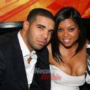 Drake and Taraji P. Henson